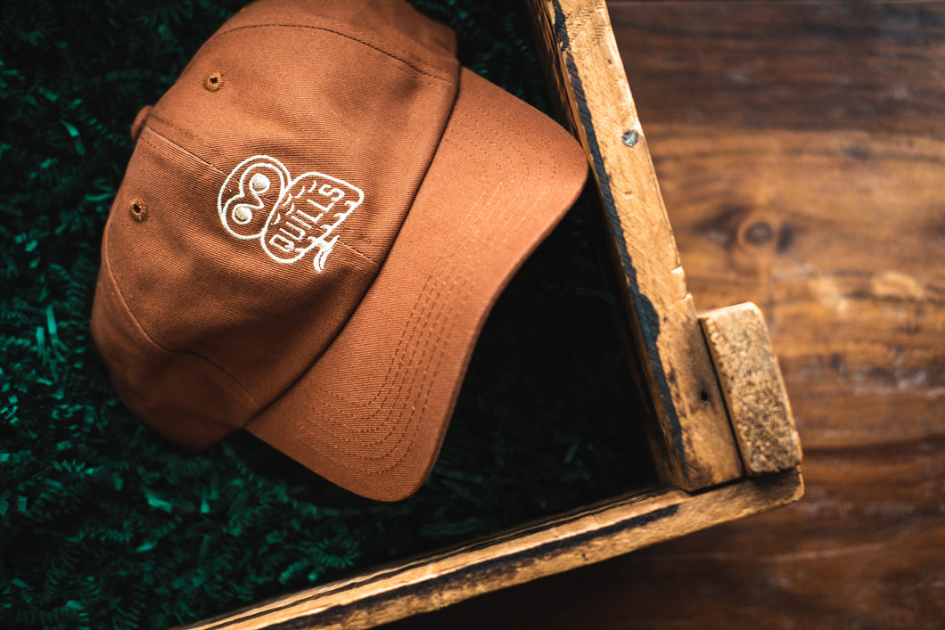Quills Field Trip Hat - Burnt Orange