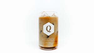 Quills Can Glass - QuillsCoffee