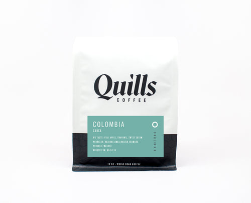 Colombia: Cauca Regional Select - QuillsCoffee