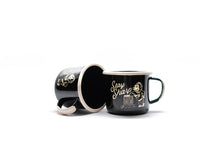 Stay Sharp Camp Mug - QuillsCoffee