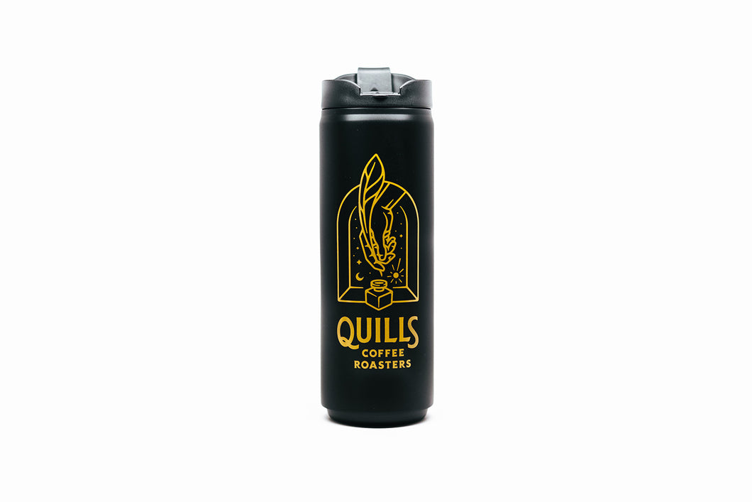 Quills 16oz Travel Mug