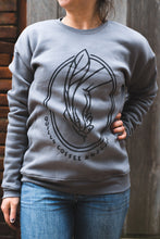 Quills Sweatshirt - Grey