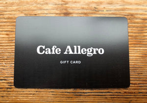 Retail Store Gift Card $20