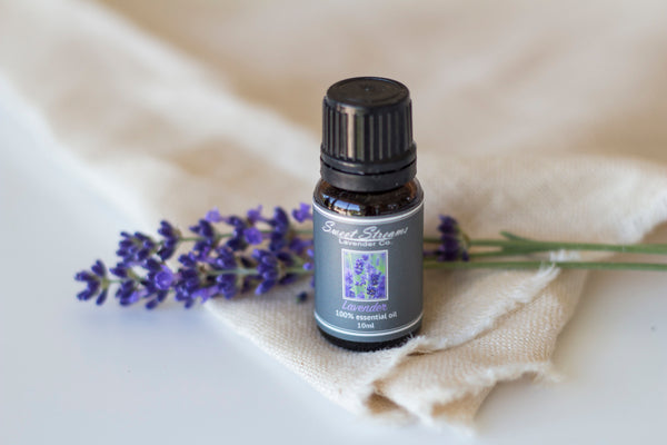 Pure Lavender Essential Oil - 10 mL