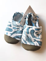 Sarah Beth Co. Everyday Moccasins: Size 12-18 months (Multiple Colors)