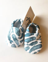 Sarah Beth Co. Everyday Moccasins: Size 2-6 months (Multiple Colors)