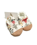 Organic Cotton Knit Slippers - 18 to 24 months