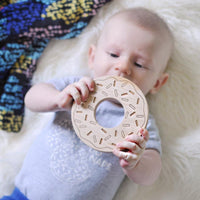 Maple Wood Teethers - Assorted