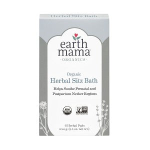 Earth Mama's Organic Herbal Sitz Bath