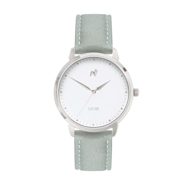 Sachii Watches | minted Timepiece | Classic Pastel | Watch