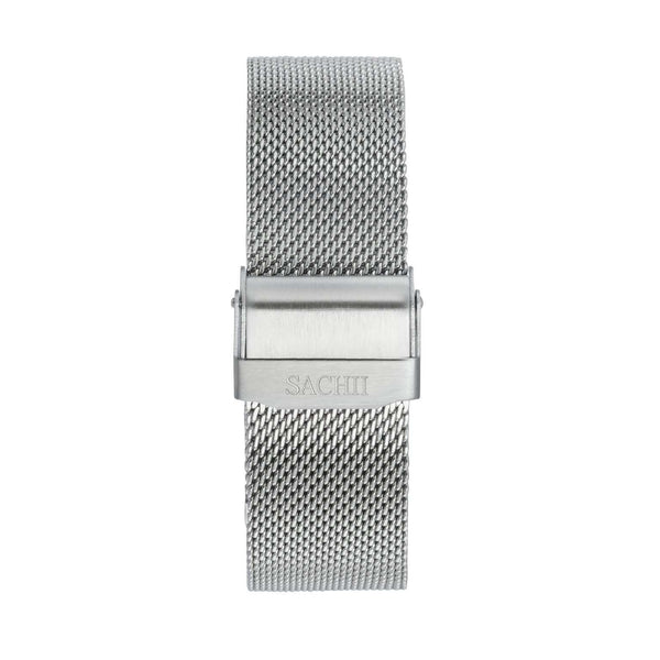 Sachii Watches | sabee silver Timepiece | Classic | Watch