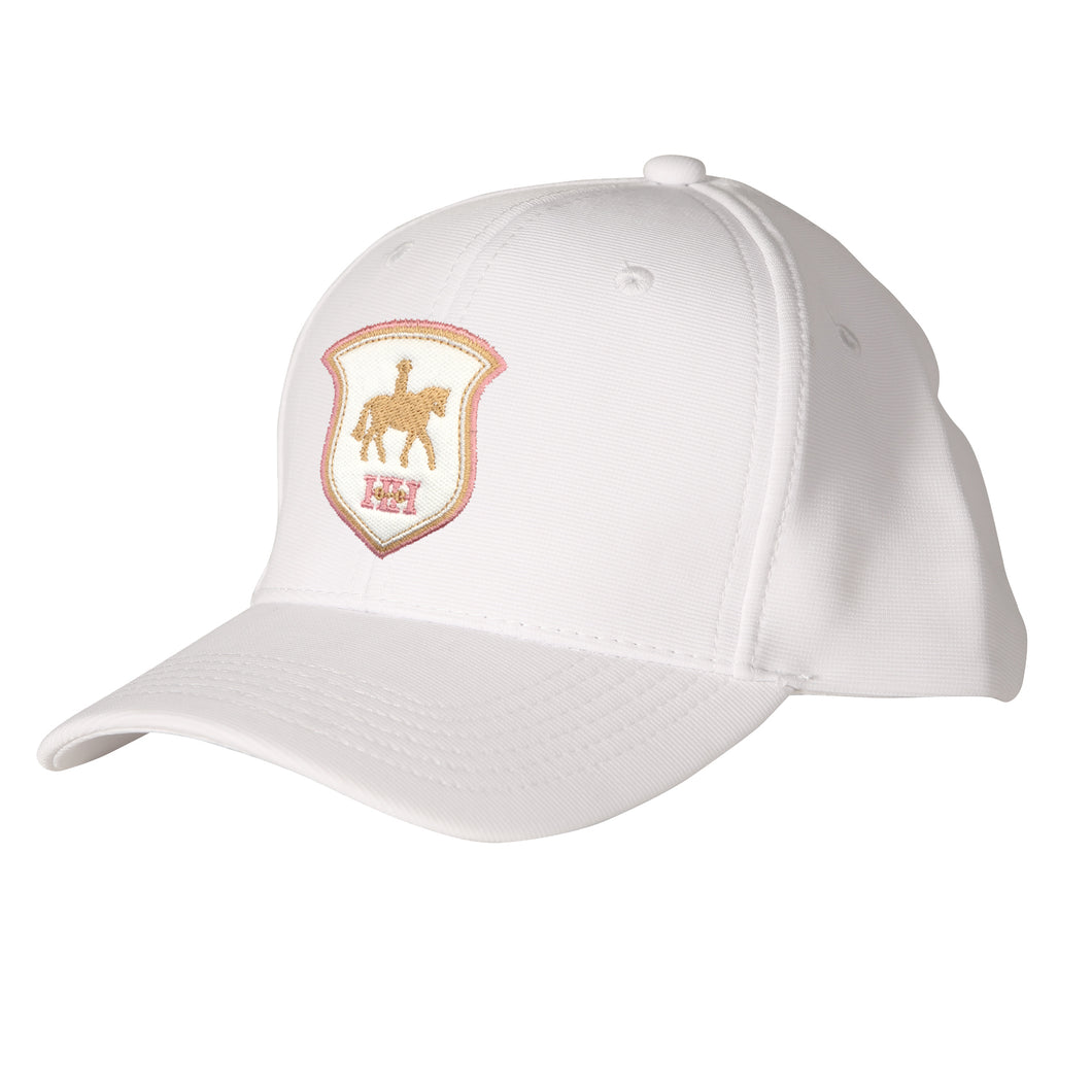 Horseshoes & Highheels White Cap