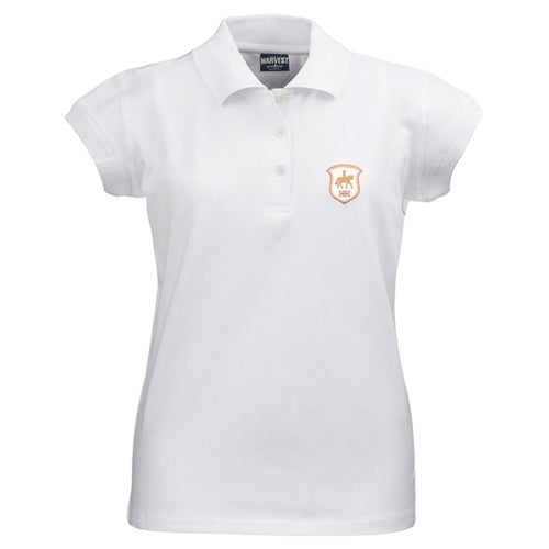 Horseshoes & Highheels Lucky Penny Polo Shirt