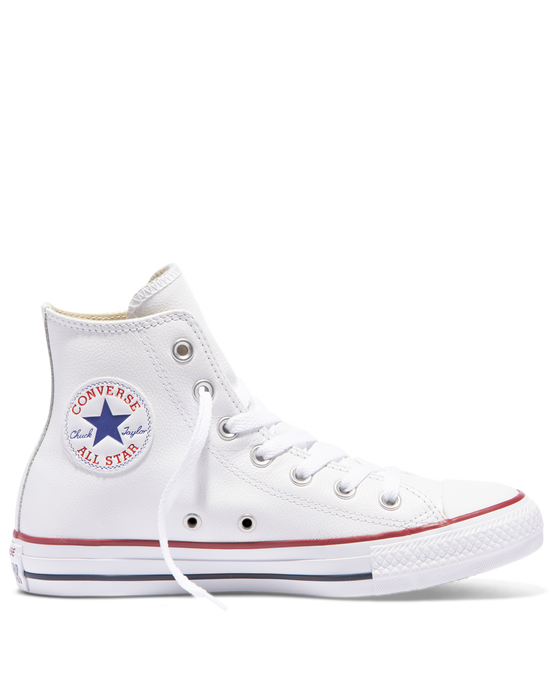 Converse Chuck Taylor Leather High Top - White