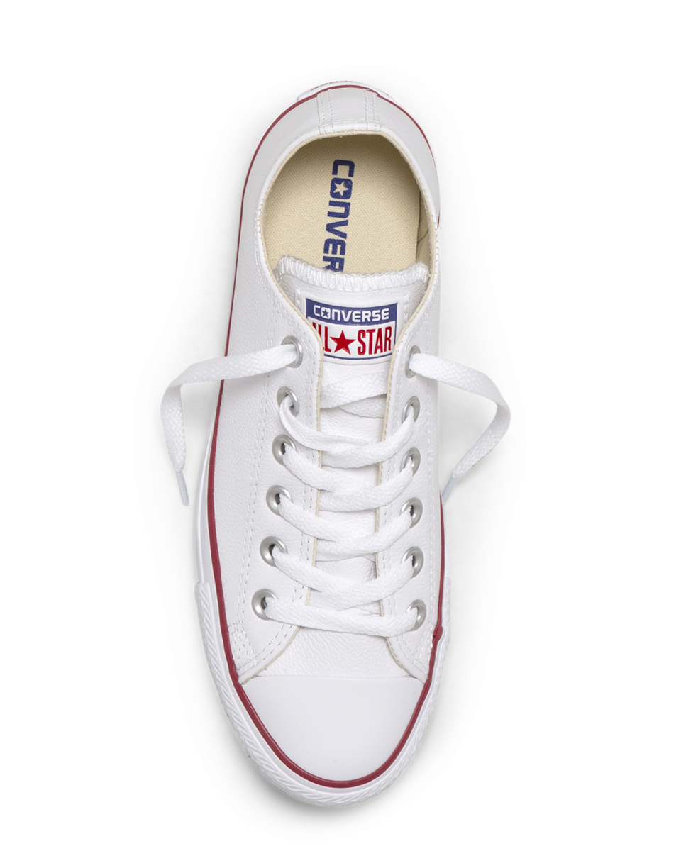 Converse Chuck Taylor Leather Low Top - White