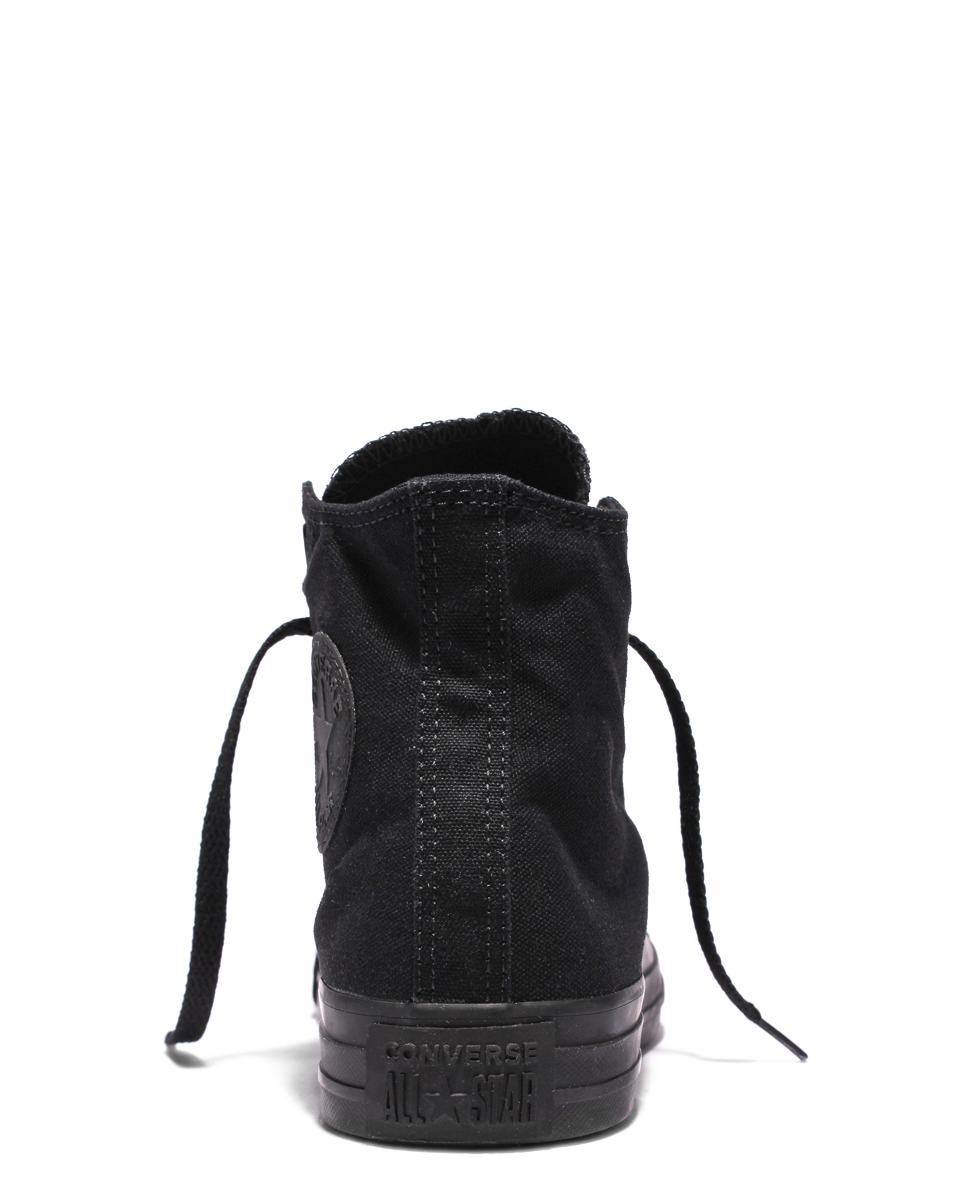 Converse Chuck Taylor Classic Colour High Top - Black Mono