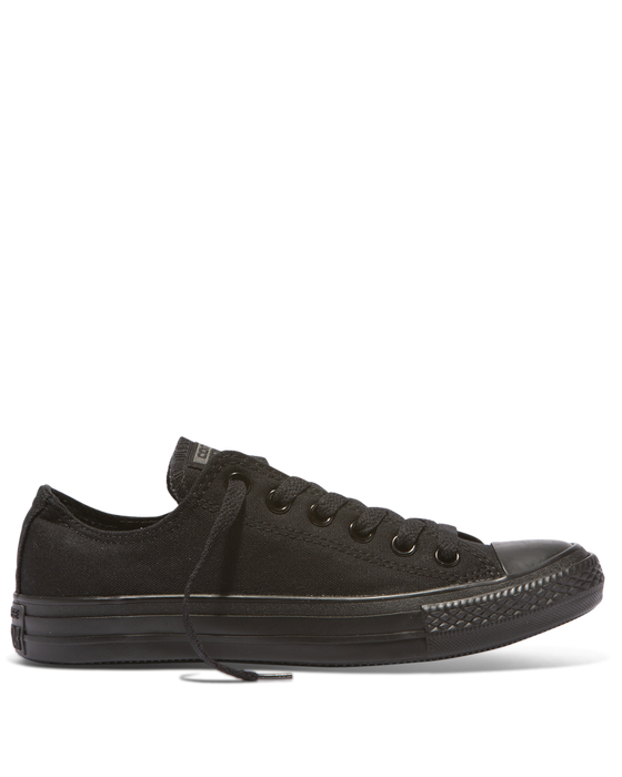 Converse Chuck Taylor Classic Colour Low Top - Black Mono