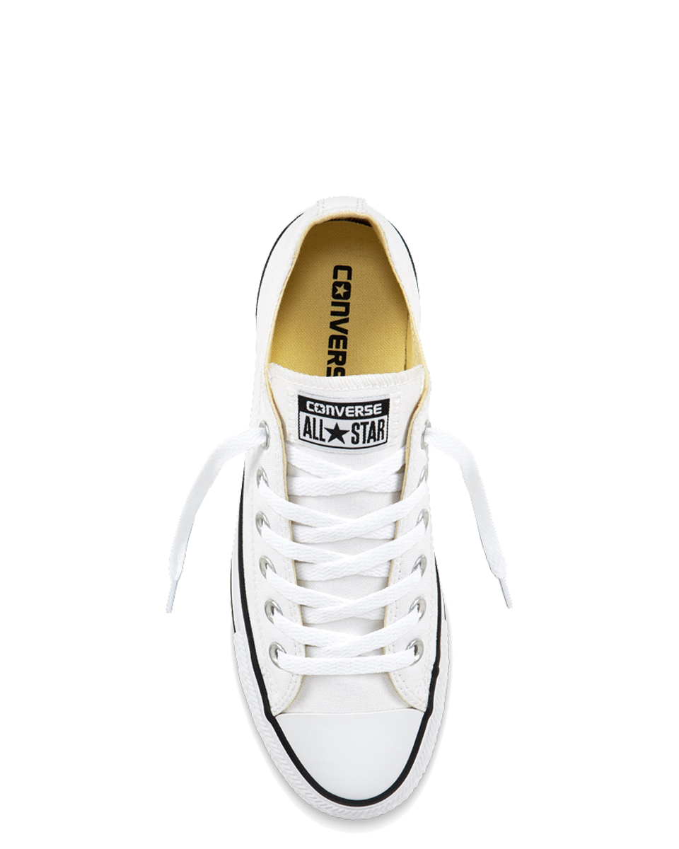 Converse Chuck Taylor Lift Low Top - White