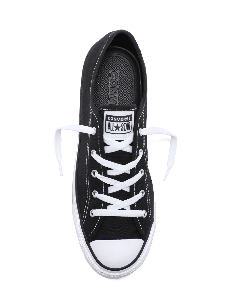 Converse Chuck Taylor Dainty Canvas Low Top 2.0 - Black