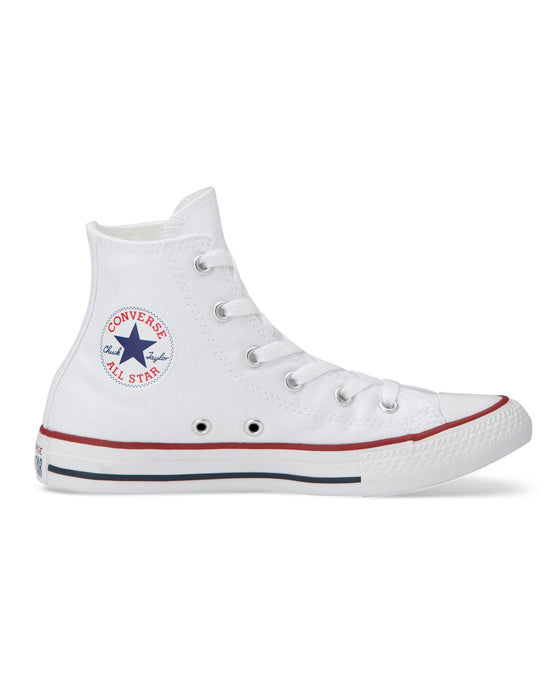 Converse Chuck Taylor All Star Classic Youth Hi Top - White