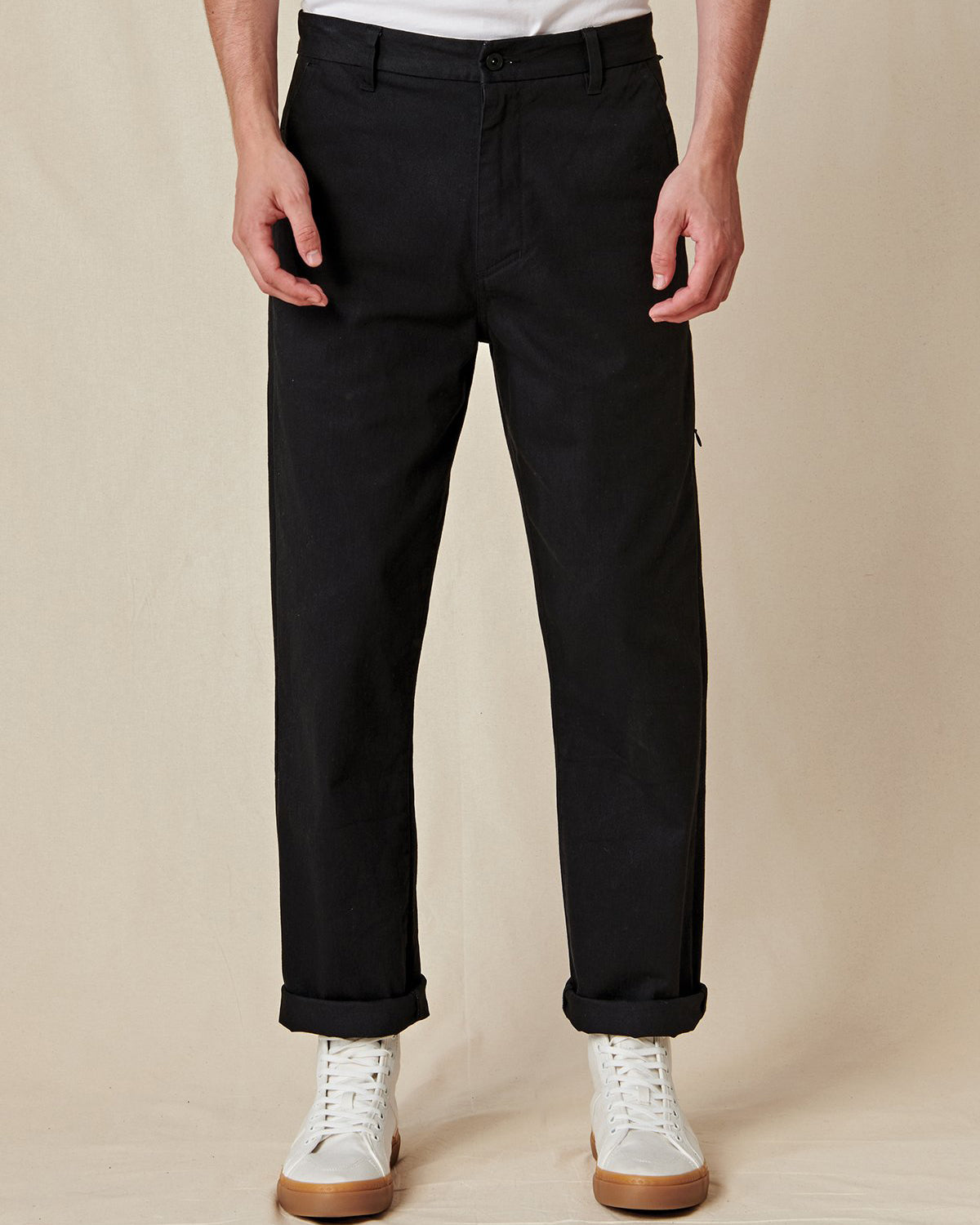 Globe Foundation Pant - Black