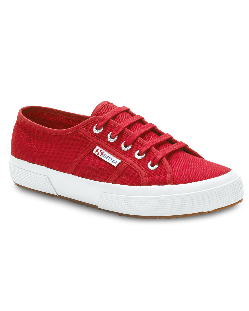 Superga 2490 Bold - AAH Red Flame-Off White