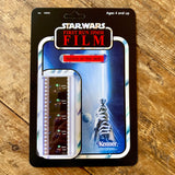 STAR WARS + THE EMPIRE STRIKES BACK + RETURN OF THE JEDI 35mm FILM