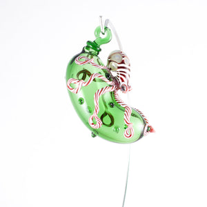 Octopus Christmas Pickle Ornament
