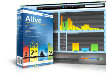 Alive Clinical Version with the HeartMath emWave Sensor