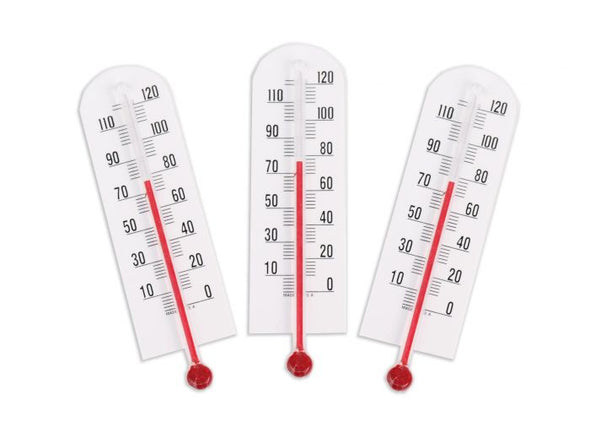 BF-199 Alcohol Thermometers 100 pack