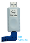 Alive Clinical with iFeel USB Sensor- Soft Finger Sensor