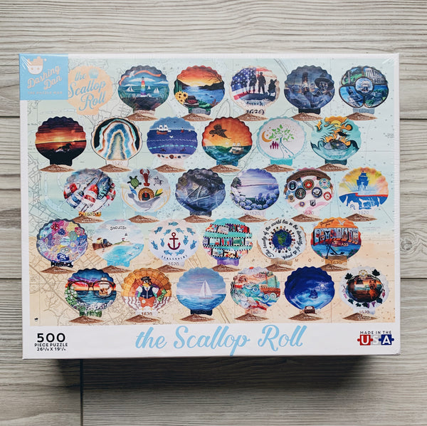 Scallop Roll Puzzle