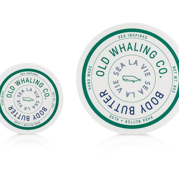 Old Whaling Company Body Butter - Sea La Vie