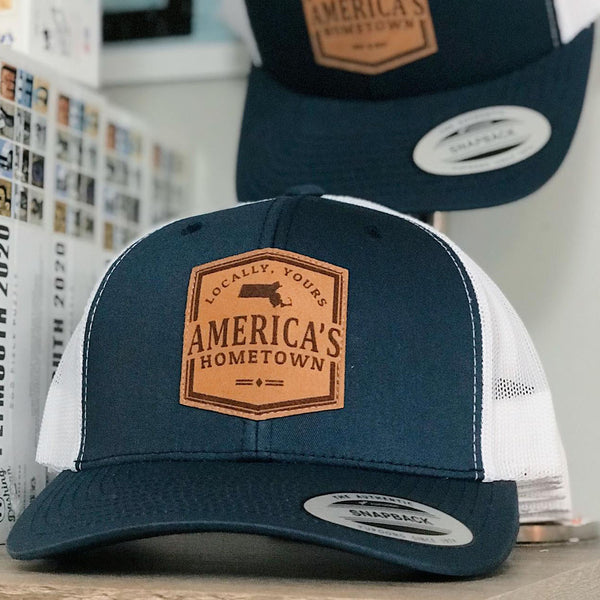 America's Hometown Trucker Hat