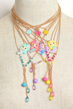 Kids Mermaid Doll Necklace