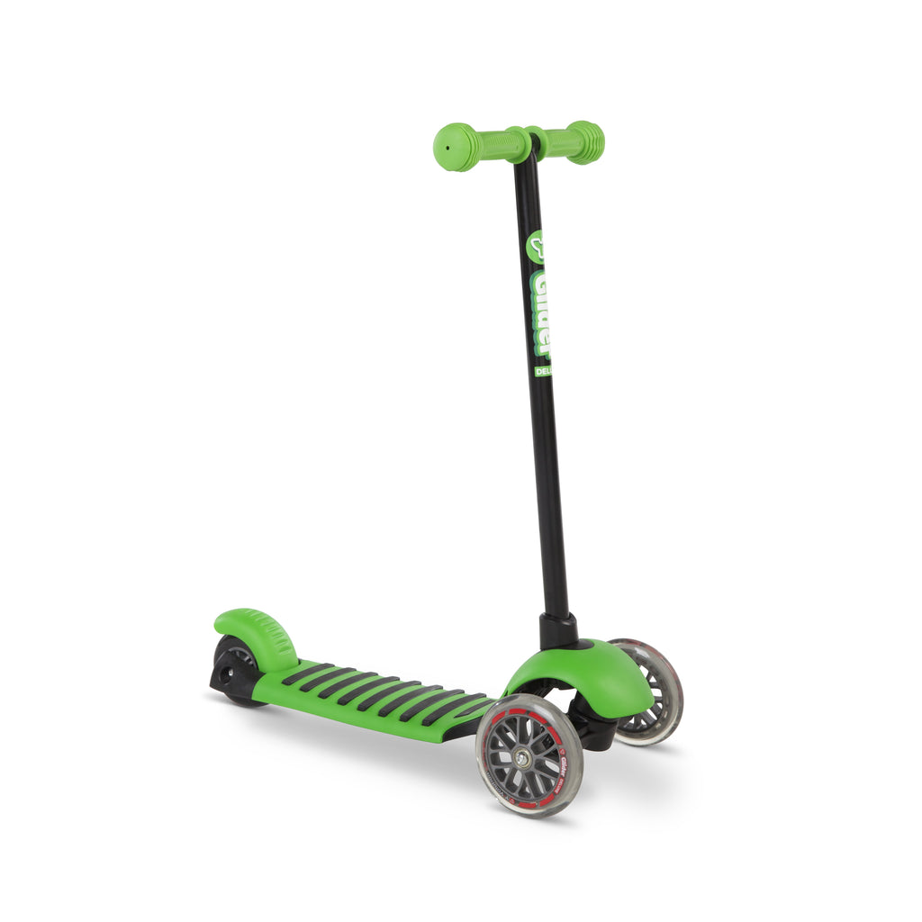 Y Glider Deluxe Scooter - Green