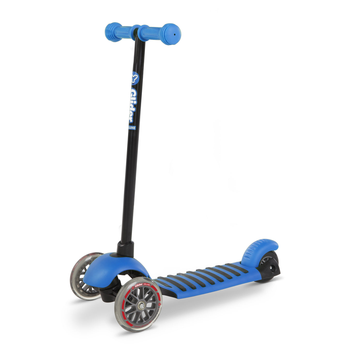 Y Glider Deluxe Scooter Blue