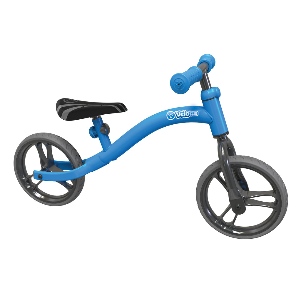 Y Velo Air Balance Bike - Blue