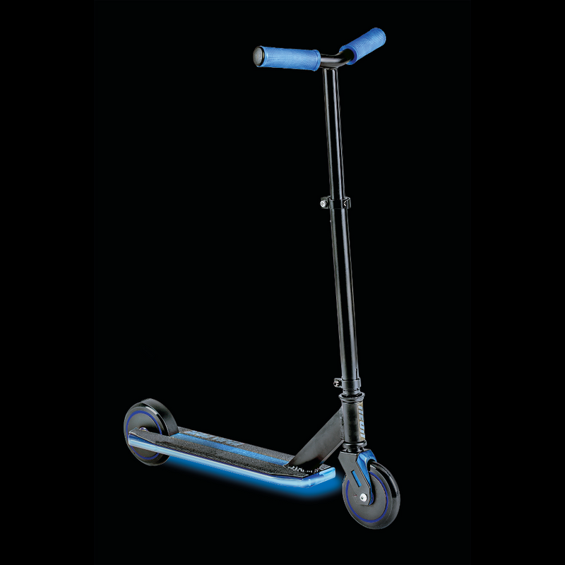 Neon Viper Scooter - Blue