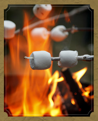 A Short 'n Sweet History of Roasting Marshmallows