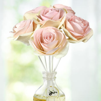 Penny & Rose Signature Floral Diffusers | Blush Rose