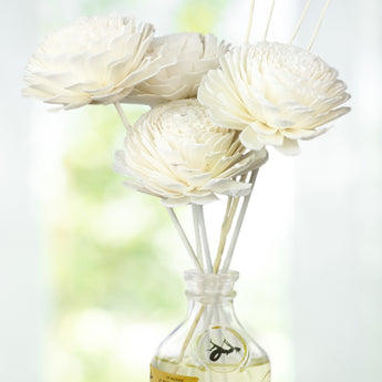 Penny & Rose Signature Floral Diffusers | Chrysanthemum