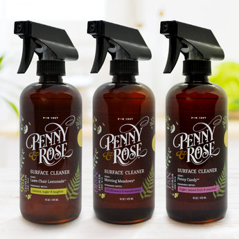 Penny & Rose Multi Surface Cleaner | Set of 3
