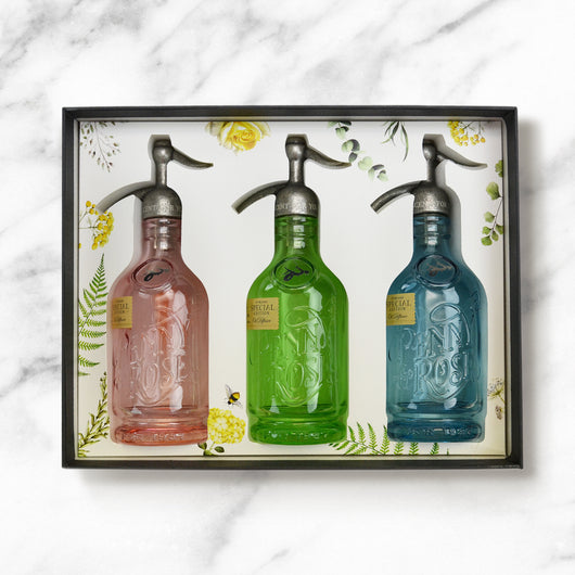 P&R Signature Bottle Collector's Set
