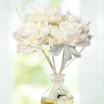 Penny & Rose Signature Floral Diffusers | Dahlia