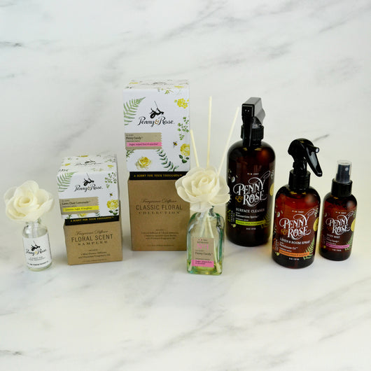 Penny & Rose Freshen & Clean Gift Set