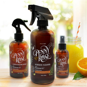 Penny & Rose Home & Body Sprays