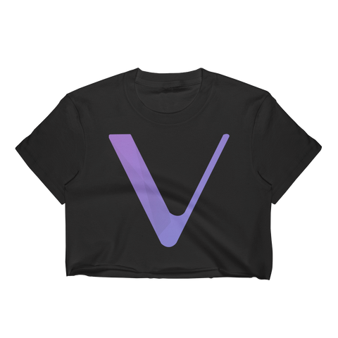 VeChain Women's Crop Top