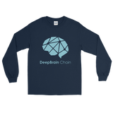 DeepBrain Chain Long Sleeve T-Shirt