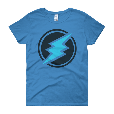 Electroneum Women's short sleeve t-shirt